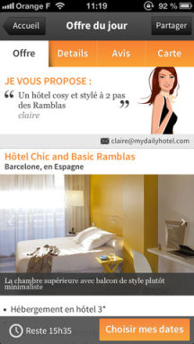 Daily hotel 2 Lapplication gratuite du jour : My Daily Hotel