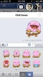 Facebook 6.0 168x300 Facebook (gratuit) passe la 6.0 avec Chat Heads
