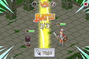 IMG 0578 Lapplication gratuite du Jour : Knights and Dragons