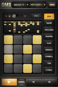 IMG 0633 DM1   The Drum Machine : A vous les beats endiablés... (4,49€)