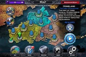 IMG 0714 Lapplication gratuite du Jour : Wraithborne