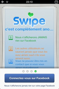 IMG 0837 Lapplication gratuite du Jour : Swipe