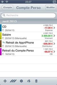 IMG 0852 iCompta 2 : La gestion financière complète... (2,69€)
