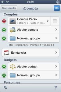 IMG 0873 iCompta 2 : La gestion financière complète... (2,69€)
