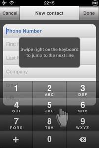 IMG 0997 L'application gratuite du Jour : ReachFast Contacts