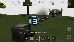IMG 3446 300x169 Test de Block Fortress (1,79€) : Tower Défense, FPS et univers de Minecraft