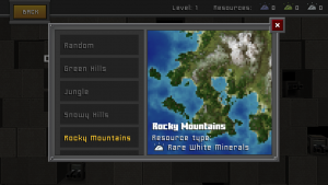 IMG 3457 300x169 Test de Block Fortress (1,79€) : Tower Défense, FPS et univers de Minecraft