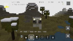 IMG 3458 300x169 Test de Block Fortress (1,79€) : Tower Défense, FPS et univers de Minecraft
