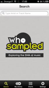 IMG 3684 169x300 Test de Who Sampled (2,69€) : Quand la musique est bonne