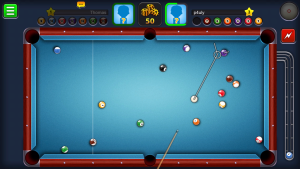 IMG 3870 300x169 Test de 8ball Pool (0,89€): du billard, du vrai