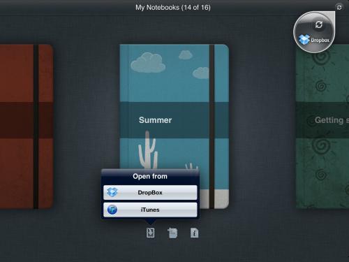 Outline Screenshot 3 500x375 App4Mac: Outline, toutes vos notes OneNote sur votre Mac et votre iPad (17,99€ et 13,99€)