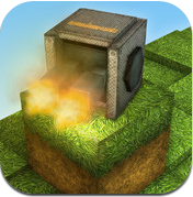 Sans titre 7 Test de Block Fortress (1,79€) : Tower Défense, FPS et univers de Minecraft