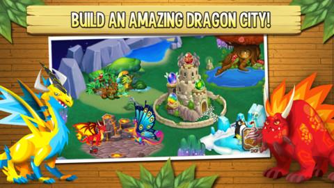 Test Dragon City Mobile 1 Lapplication gratuite du jour : Dragon City Mobile
