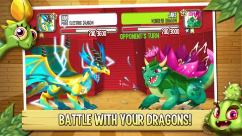 Test Dragon City Mobile 2 Lapplication gratuite du jour : Dragon City Mobile