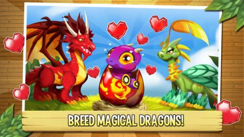 Test Dragon City Mobile 3 Lapplication gratuite du jour : Dragon City Mobile