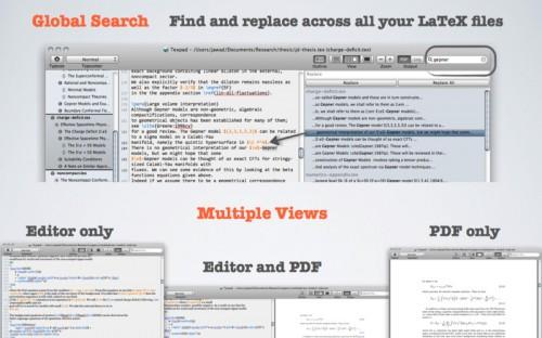Test Texpad5 500x312 App4Mac: Texpad, le meilleur compagnon des adeptes du LaTeX (17,99€)