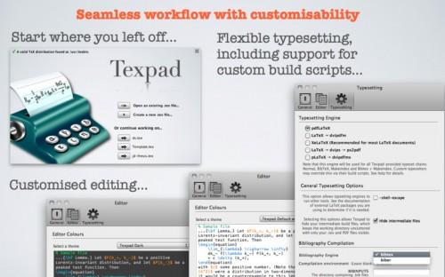 Test Texpad6 500x312 App4Mac: Texpad, le meilleur compagnon des adeptes du LaTeX (17,99€)