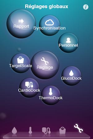 Test VitaDock 018 Test de VitaDock (gratuit) : lapp qui centralise les données de votre santé