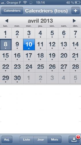 astuce ios calendrier inviter 3 281x500 Astuce iOS: inviter des correspondants à un événement de votre calendrier