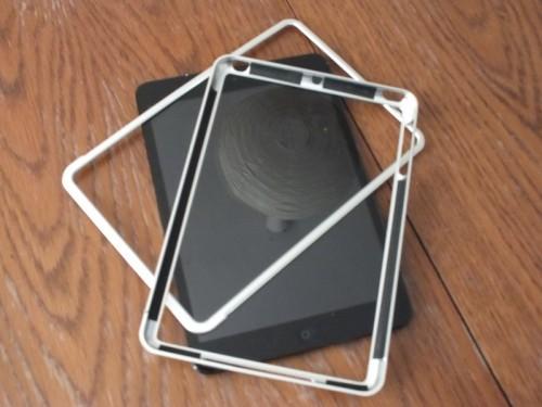 bumper ipad mini 4 500x375 Accessoire : Test du bumper aluminium EasyOne Slide On (44,95€) pour iPad Mini