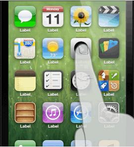 concept ios7 dossier Concept iOS : un regroupement dapplications