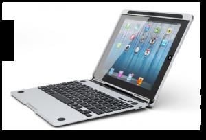 crux 300x204 Accessoire : CruxSKUNK (135$), un puissant clavier pour liPad