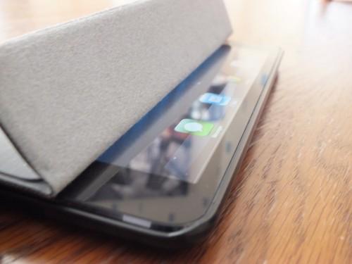 smart cover ipad mini 500x375 Accessoire : Test de létui Smart Cover Slim (19,95€) pour iPad Mini