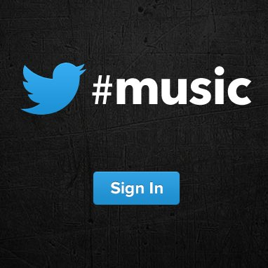 twitter music Twitter Music sur iOS ce week end ?