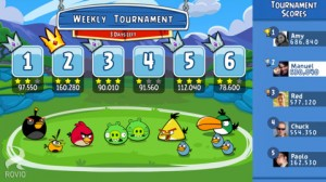 Angry Birds Friends 300x168 Angry Birds Friends (gratuit) disponible sur iOS