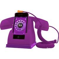 Ccrs IcePhone 001 Accessoire : IcePhone (35,99€), un support pour téléphoner avec fil