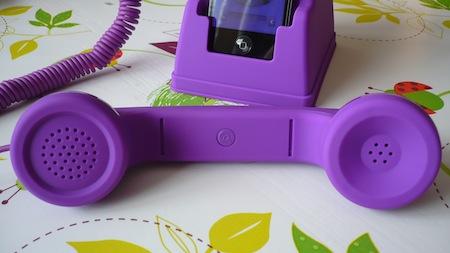 Ccrs IcePhone 004 Accessoire : IcePhone (35,99€), un support pour téléphoner avec fil