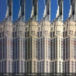 Comparaison Photo iPhone 2 300x300 iPhone : les évolutions du capteur photo en images