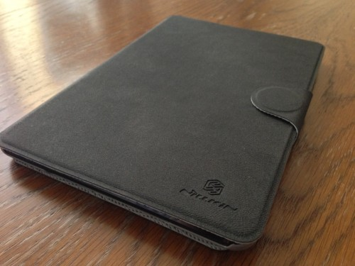 Etui cuir NIKKLIN iPad Mini 500x375 Accessoire : Etui Cuir NILLKIN Executive Stand (34,95€) pour iPad Mini