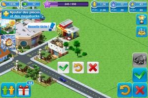 IMG 1424 L'application gratuite du Jour : Megapolis