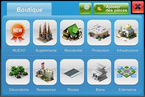 IMG 1432 L'application gratuite du Jour : Megapolis