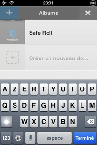 IMG 1441 L'application gratuite du Jour : Keepsafe