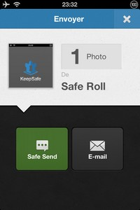 IMG 1447 L'application gratuite du Jour : Keepsafe