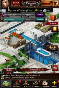 IMG 2002 L'application gratuite du Jour : Game Of War