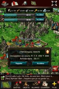 IMG 2004 L'application gratuite du Jour : Game Of War