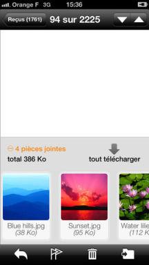 Mail Orange 2 Lapplication gratuite du jour : Mail Orange