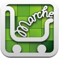 Marche logo Test de Marché grocery list (0,89€): faites vos courses sereinement