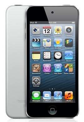 Nouvel iPod Touch 1 Un nouvel iPod Touch déjà disponible sur lApple Store