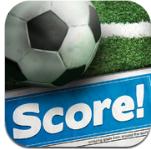 Score logo Lapplication gratuite du jour: Score! World Goals