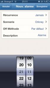 Sleep if you can 2 169x300 Test de Sleep if you can (1,79€) : fini les pannes de réveil