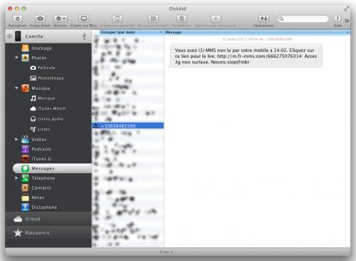 Test Diskaid 5 500x366 Concours App4Mac: Diskaid, un utilitaire complémentaire à iTunes? (29,90$ ~ 23€)