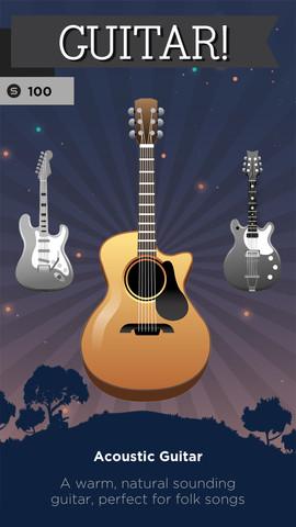 Test Guitar Smule 1 Lapplication gratuite du jour: Guitar! by Smule