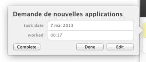 Test Snail 3 300x129 App4Mac: Snail, gérez vos projets un clin doeil (4,49€)