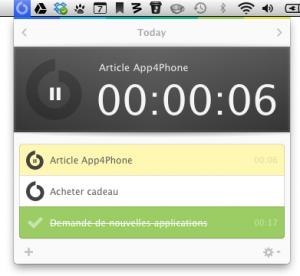 Test Snail 4 300x276 App4Mac: Snail, gérez vos projets un clin doeil (4,49€)