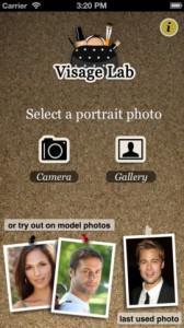 Test Visage Lab 1 168x300 Lapplication gratuite du jour: Visage Lab