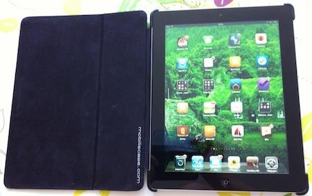 Test Mobilis 004 Accessoire : Test de la coque Mobilis iPad Case 2 (25€)